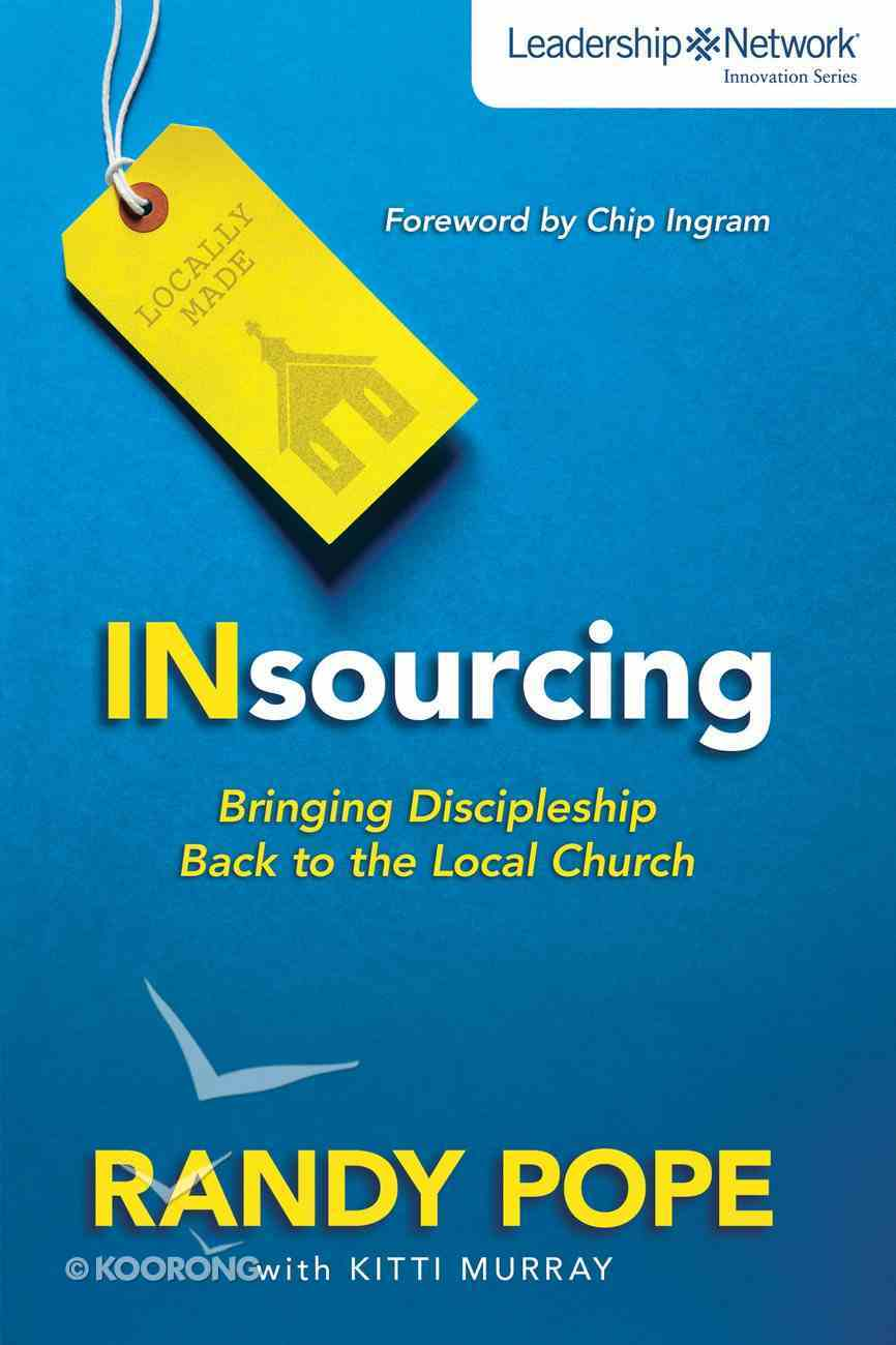 Insourcing eBook