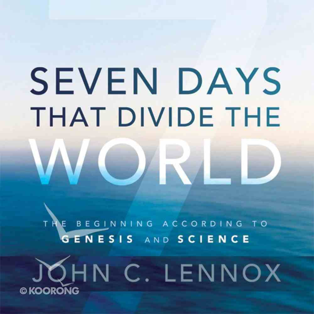 Seven Days That Divide the World eAudio Book
