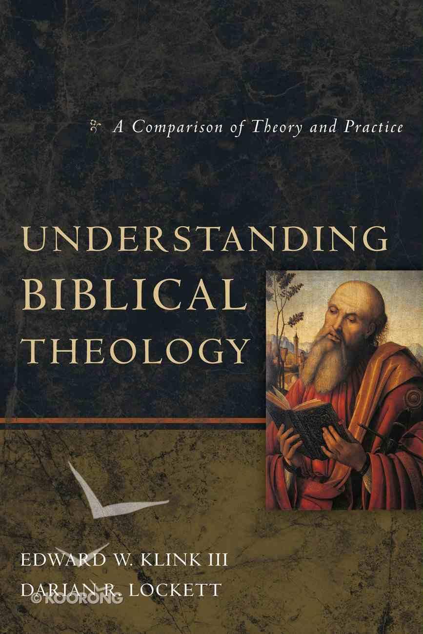 Understanding Biblical Theology eBook