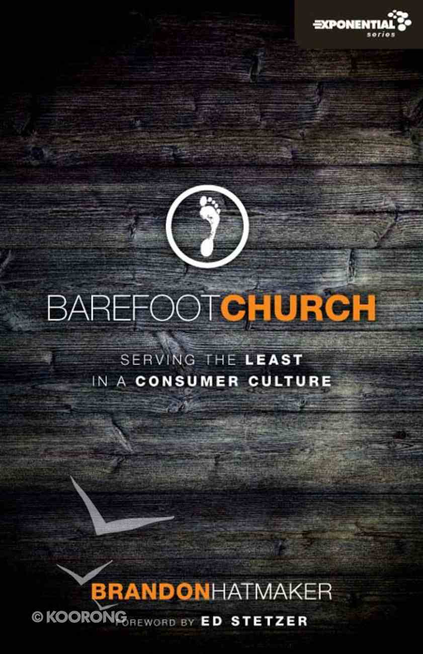 Barefoot Church eBook