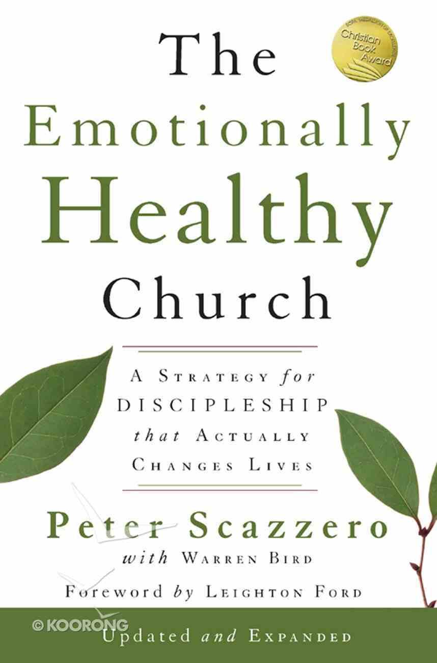 The Emotionally Healthy Church eBook