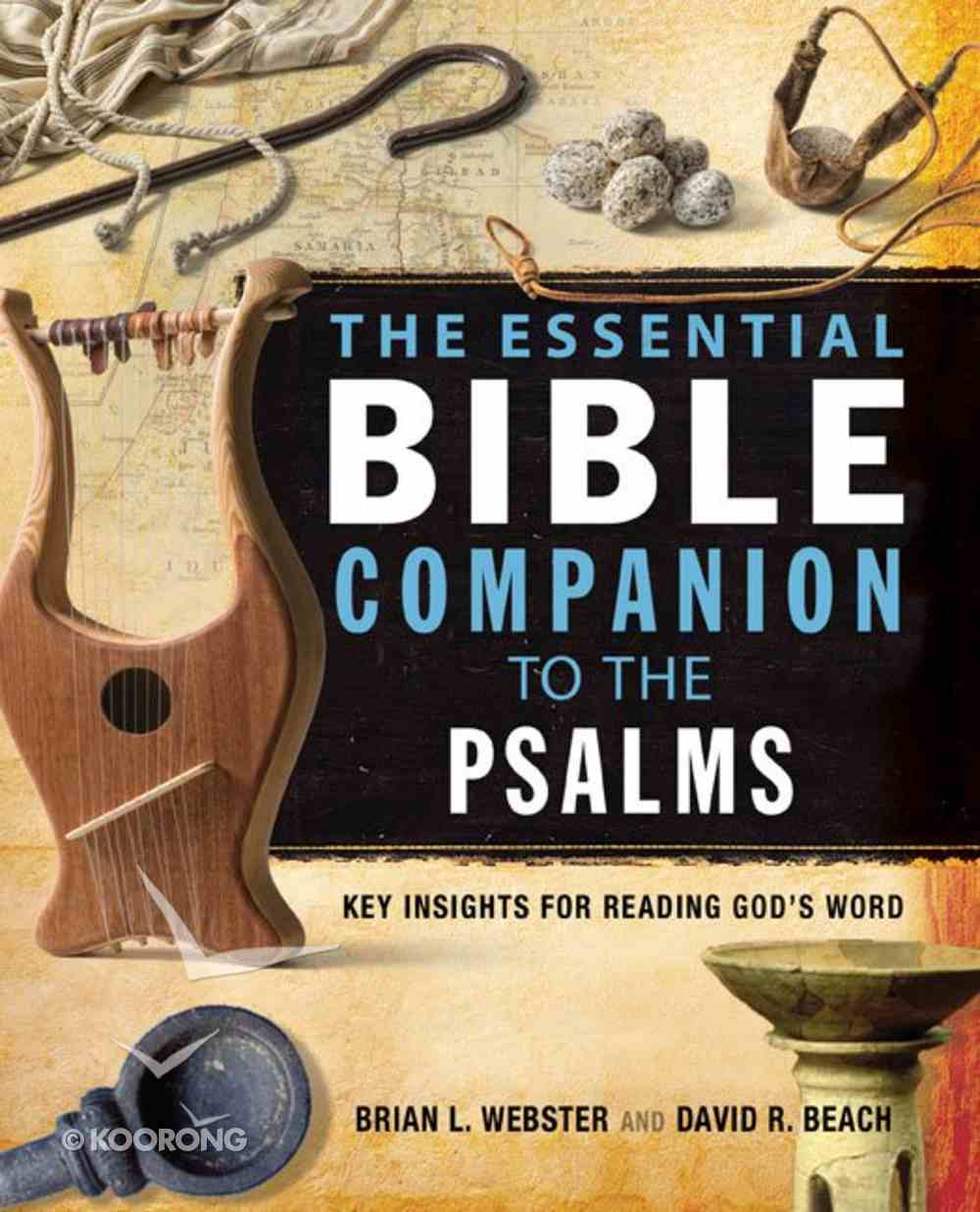 The Essential Bible Companion to the Psalms eBook