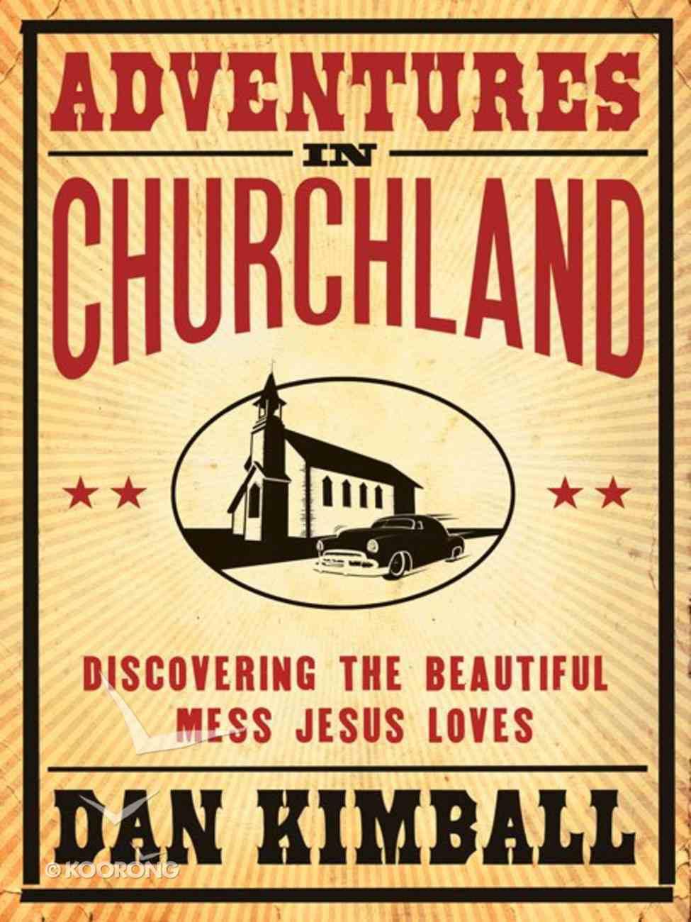 Adventures in Churchland eAudio Book
