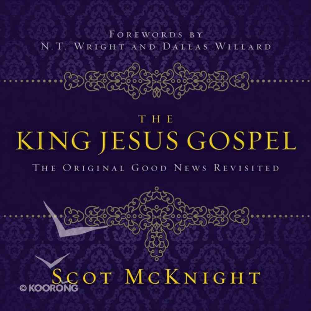 The King Jesus Gospel eAudio Book