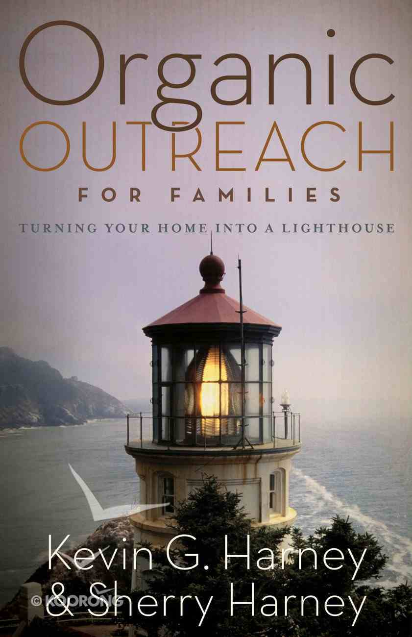 Organic Outreach For Families eBook