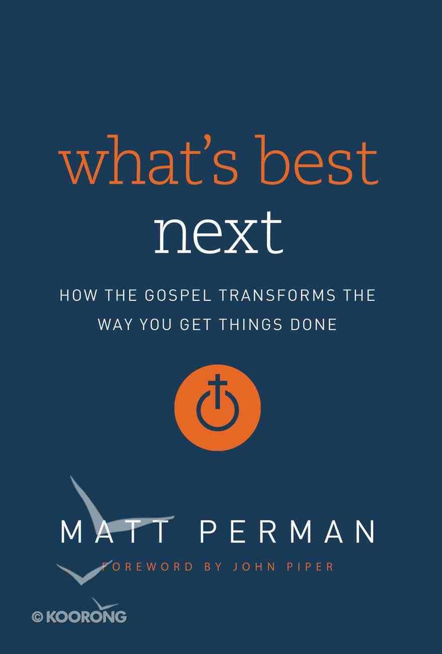 What's Best Next eBook
