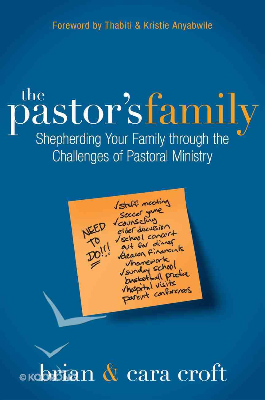 The Pastor's Family eBook