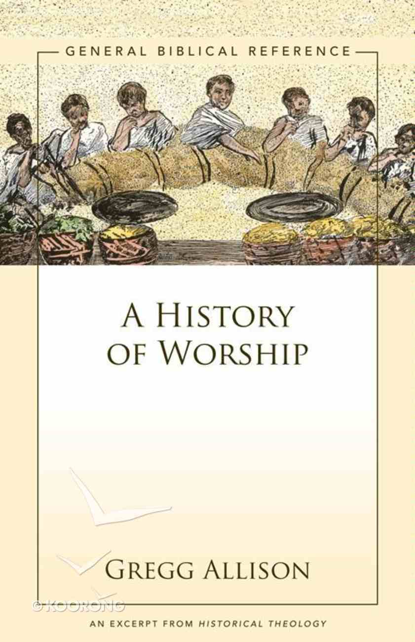 A History of Worship eBook