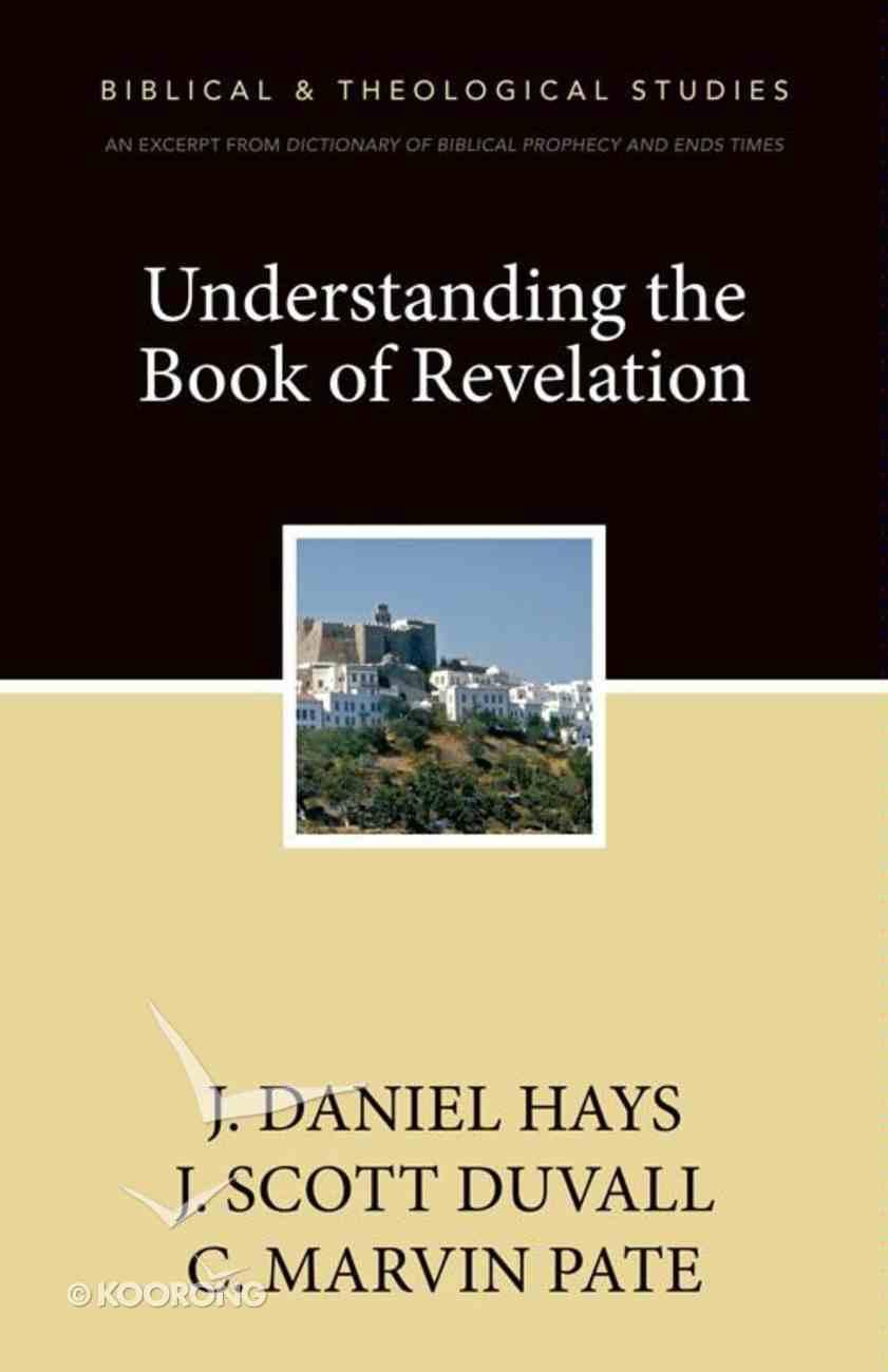 Understanding the Book of Revelation eBook