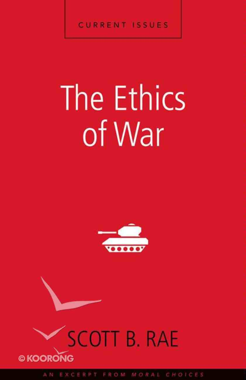 The Ethics of War eBook