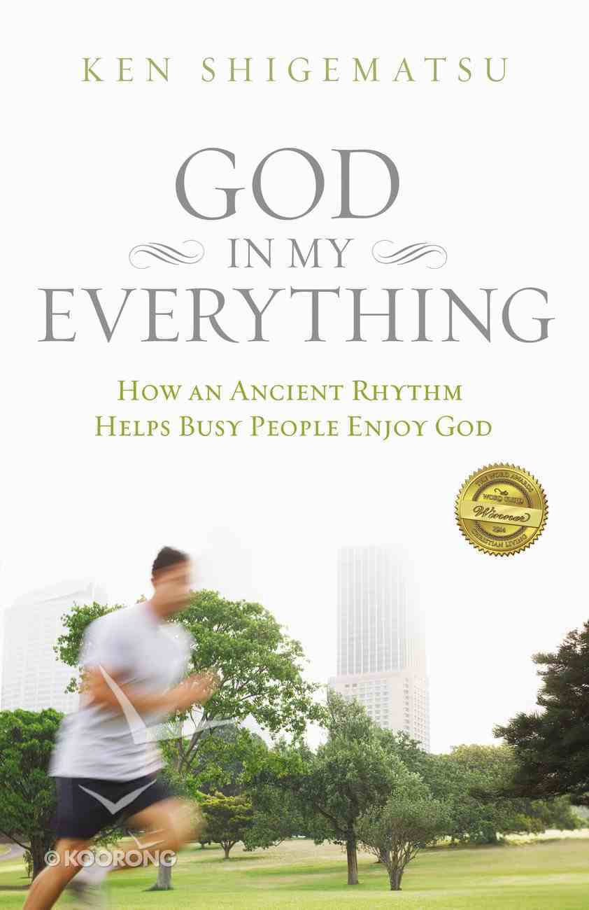 God in My Everything eBook