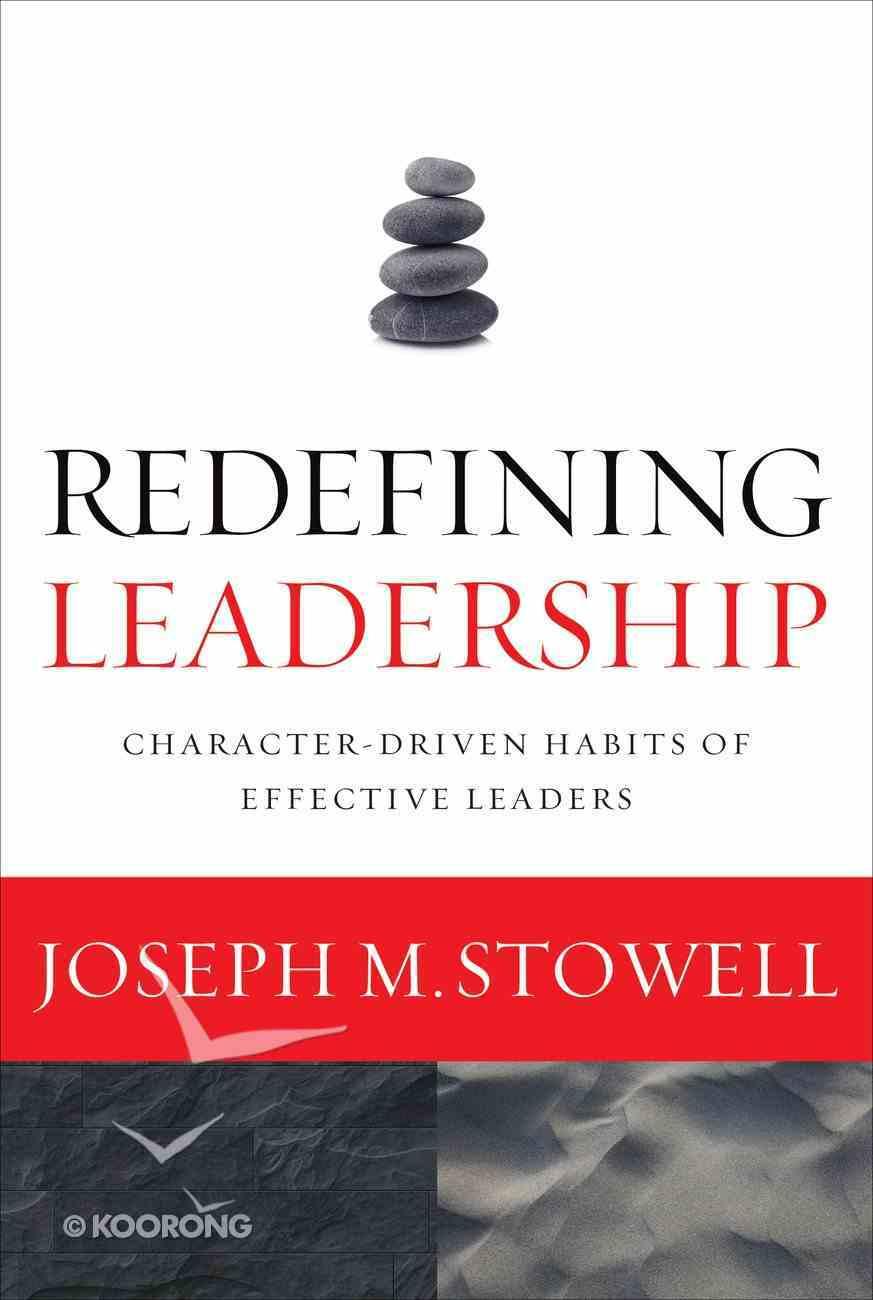 Redefining Leadership eBook