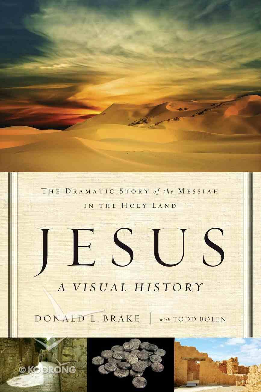 Jesus, a Visual History eBook