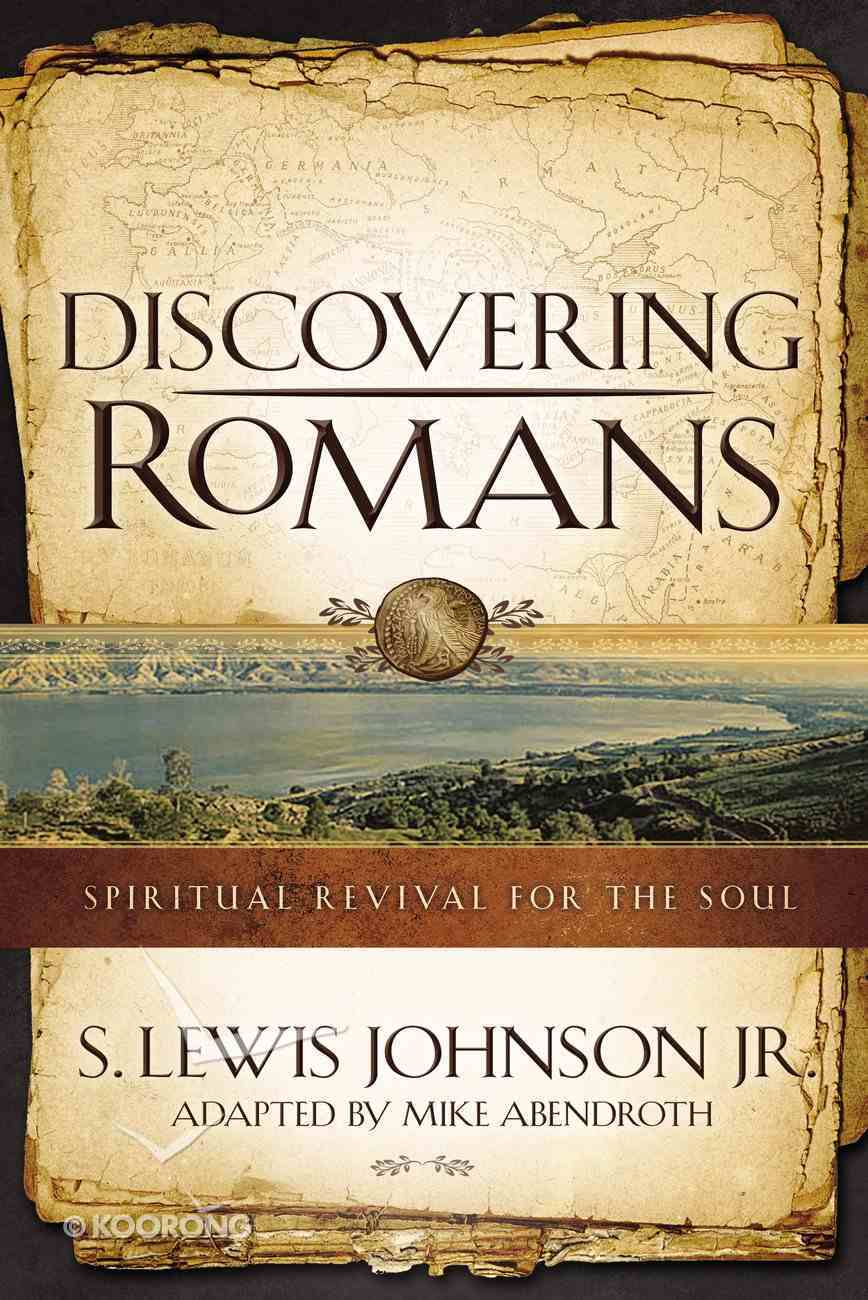 Discovering Romans eBook