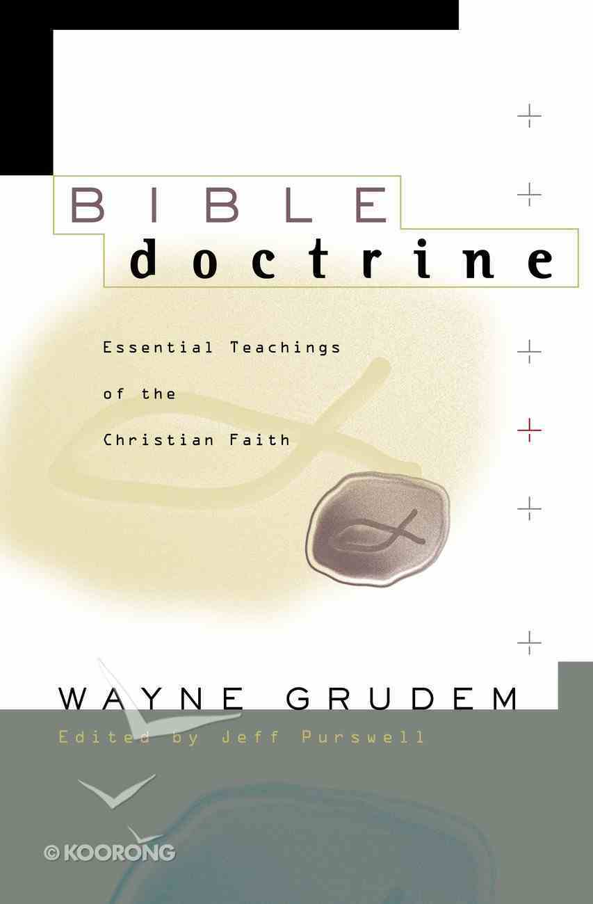 Bible Doctrine eBook
