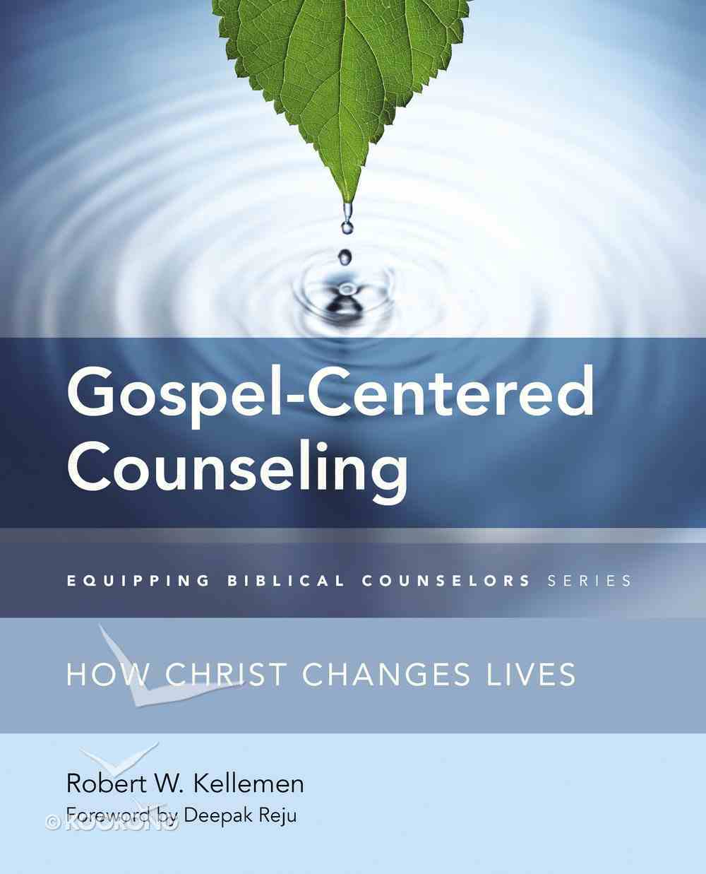 Gospel-Centered Counseling eBook