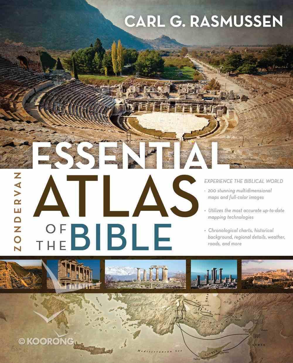 Zondervan Essential Atlas of the Bible eBook