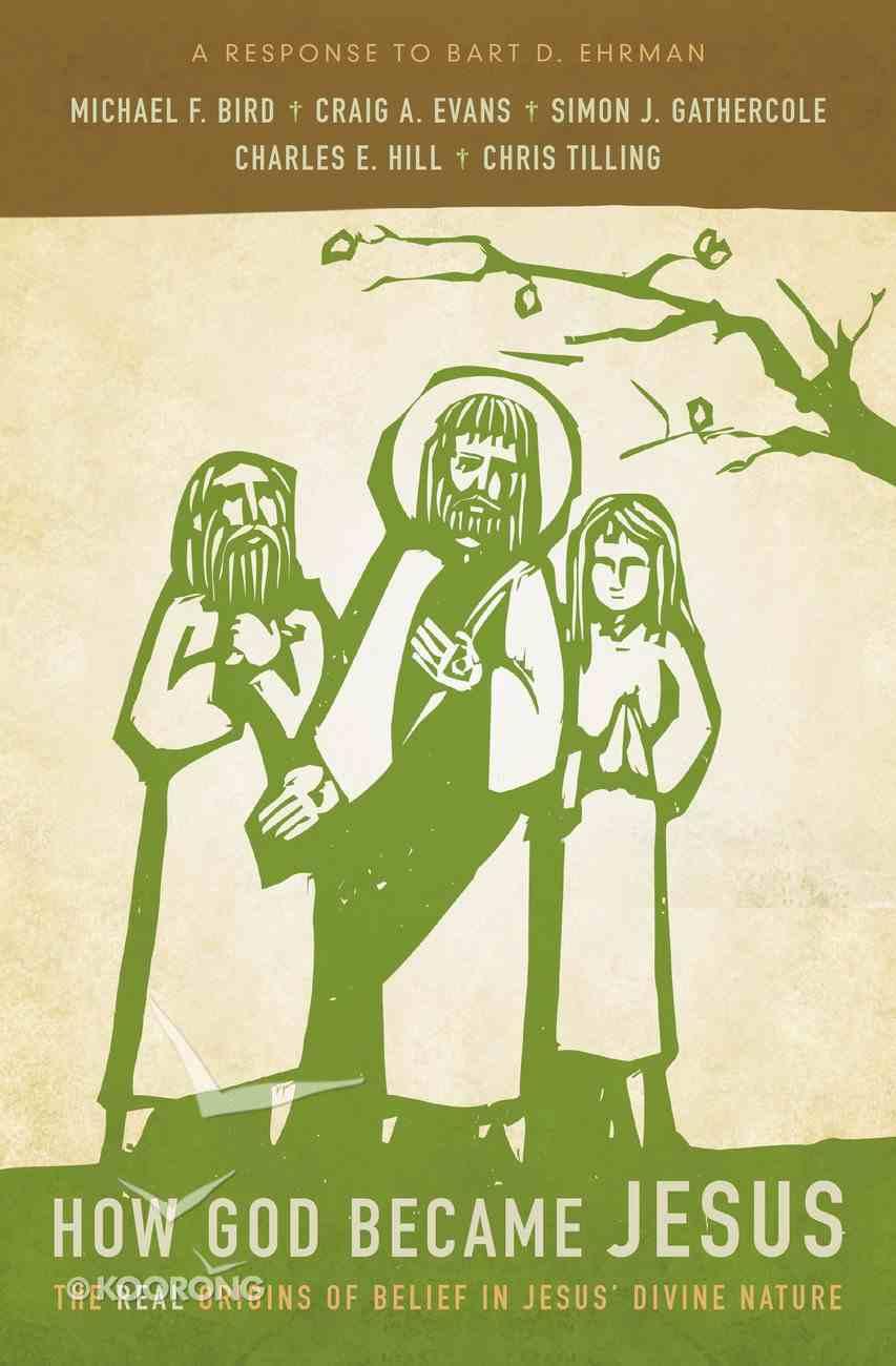 How God Became Jesus eBook