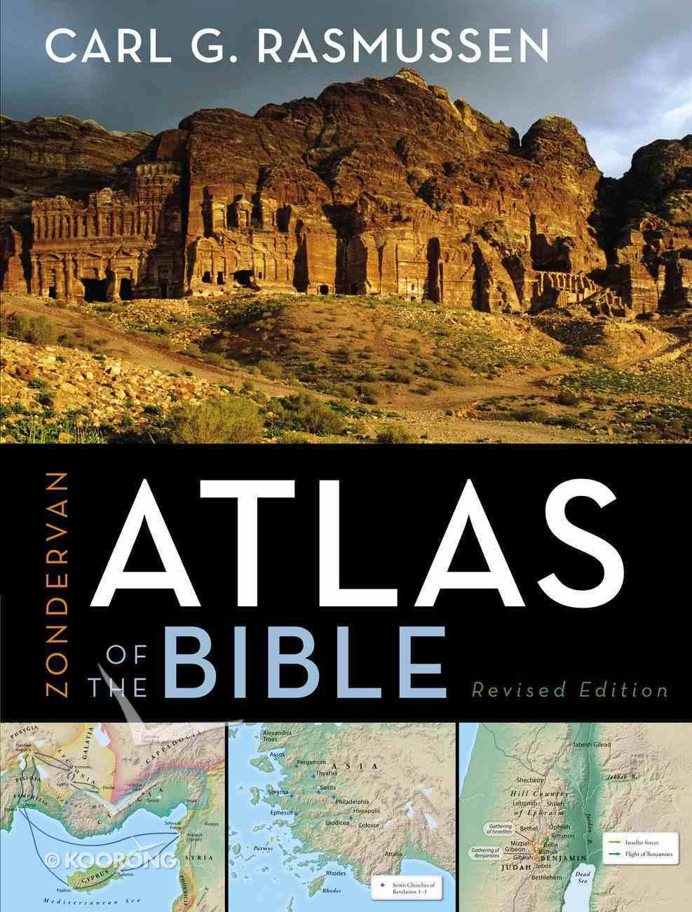 Zondervan Atlas of the Bible eBook