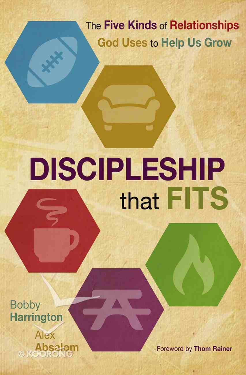 Discipleship That Fits eBook
