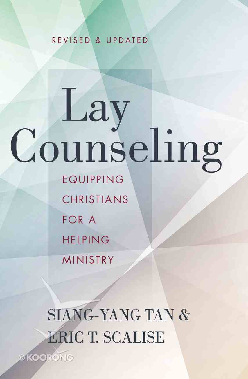 Lay Counseling, Revised and Updated eBook