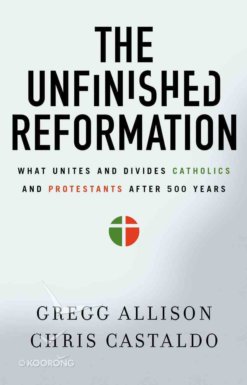 The Unfinished Reformation eBook