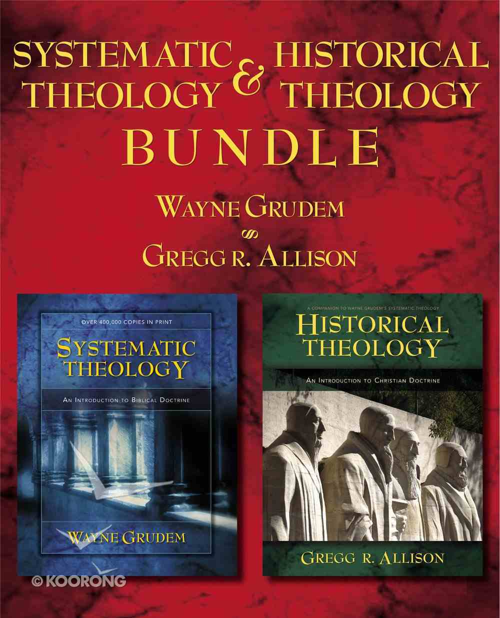 Systematic Theology/Historical Theology Bundle eBook