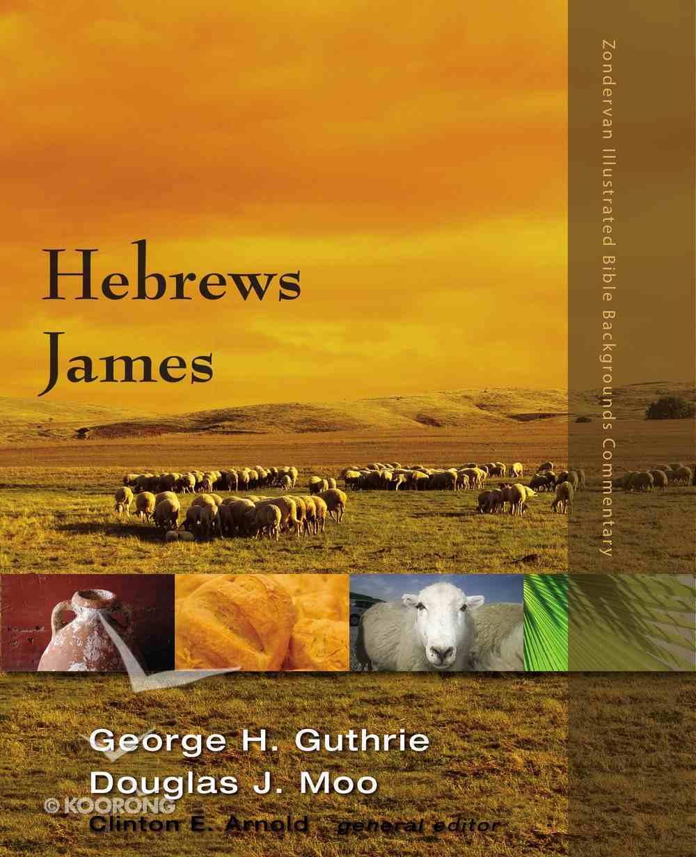 Hebrews, James (Zondervan Illustrated Bible Backgrounds Commentary Series) eBook