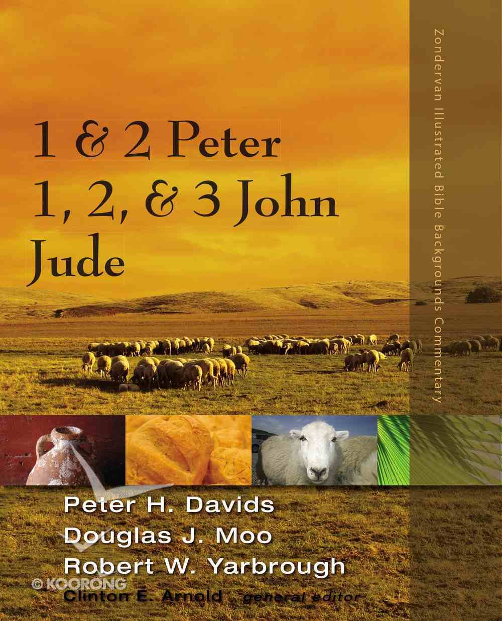 1 & 2 Peter, 1, 2, & 3 John & Jude (Zondervan Illustrated Bible Backgrounds Commentary Series) eBook