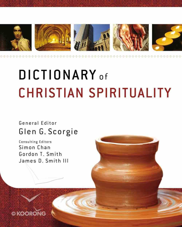 Dictionary of Christian Spirituality eBook