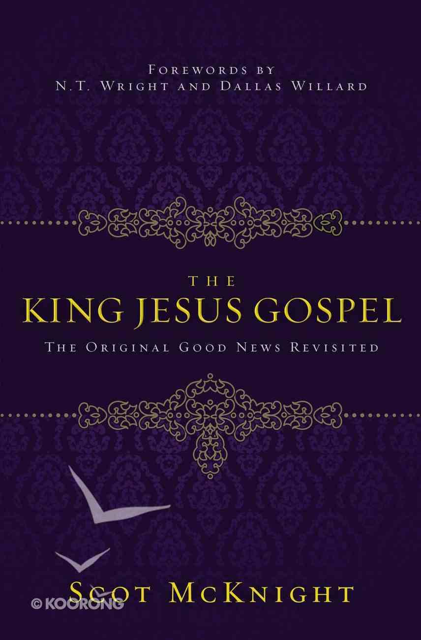 The King Jesus Gospel eBook