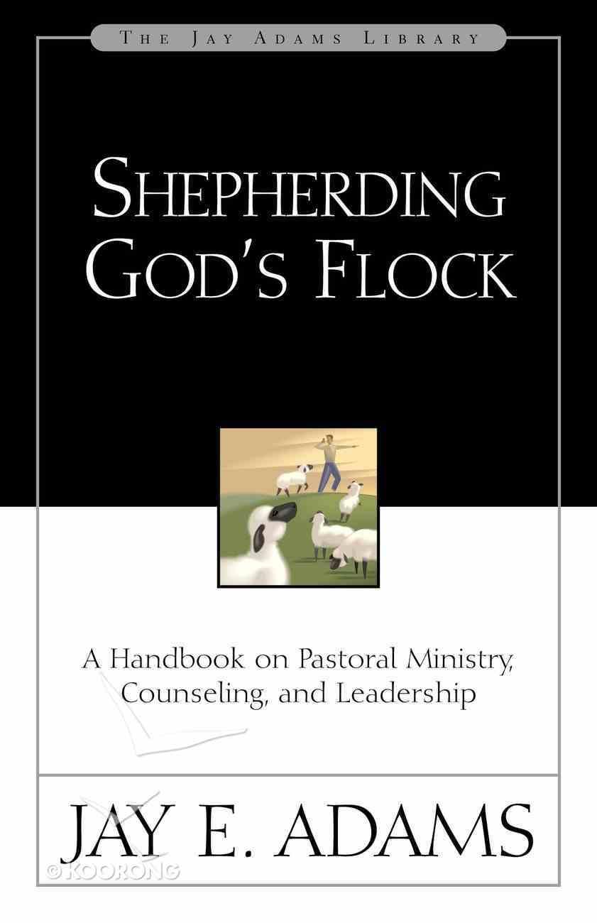 Shepherding God's Flock eBook