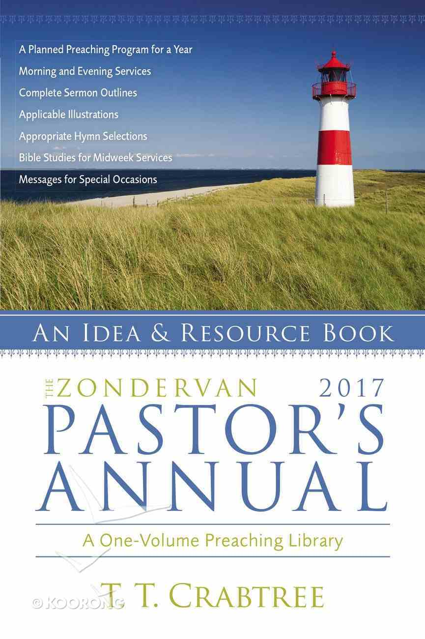 The Zondervan 2017 Pastor's Annual eBook