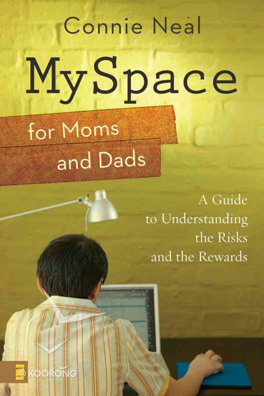 Myspace For Moms and Dads eBook
