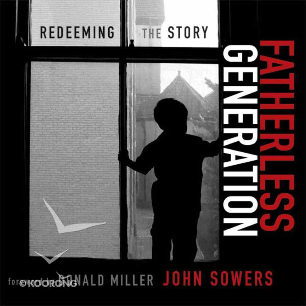 Fatherless Generation eAudio Book