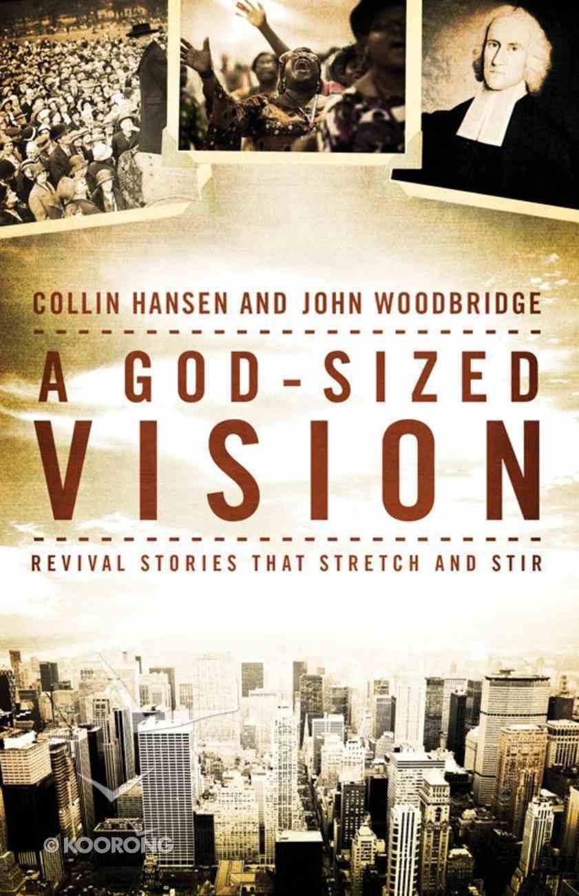 A God-Sized Vision eBook