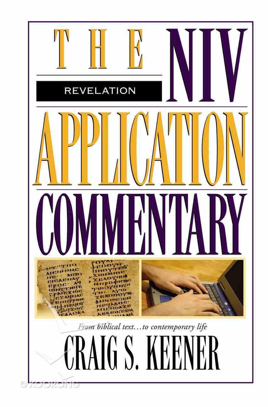 Revelation (Niv Application Commentary Series) eBook