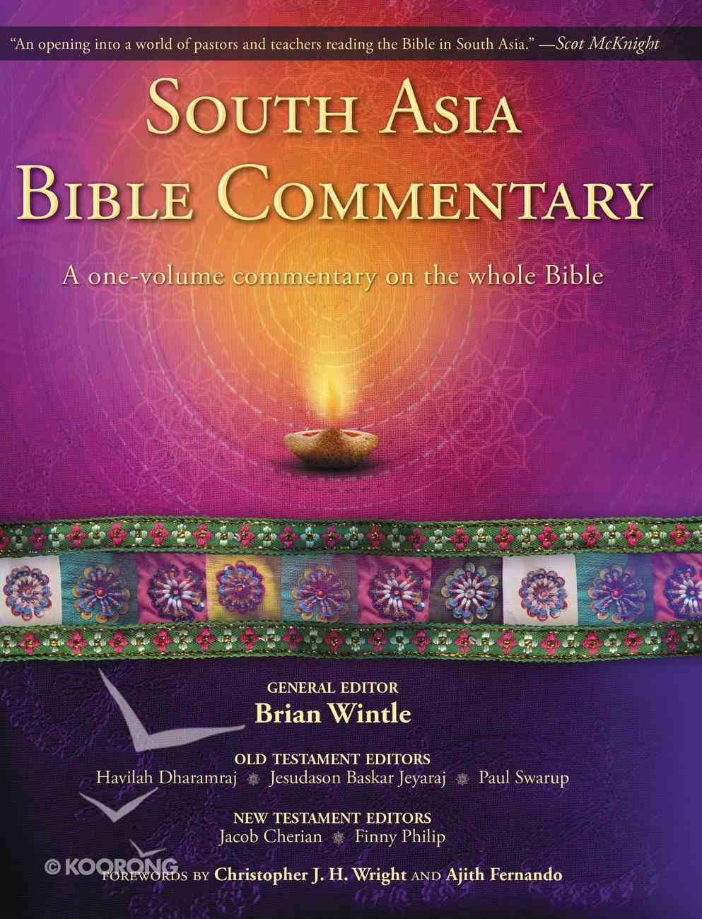South Asia Bible Commentary eBook