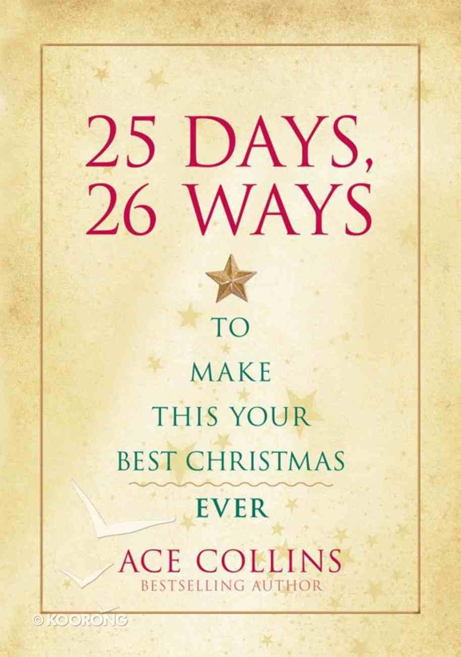 25 Days, 26 Ways eBook