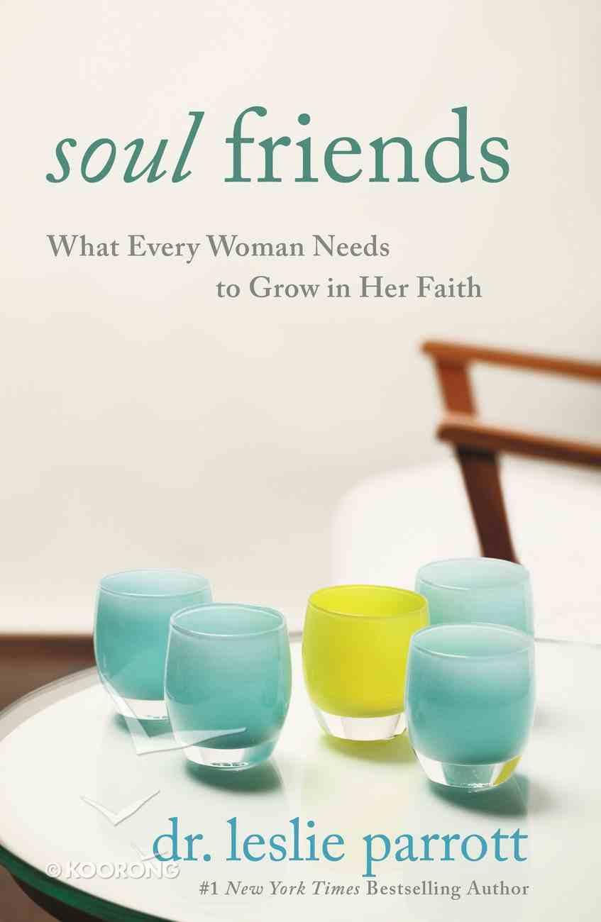 Soul Friends eBook