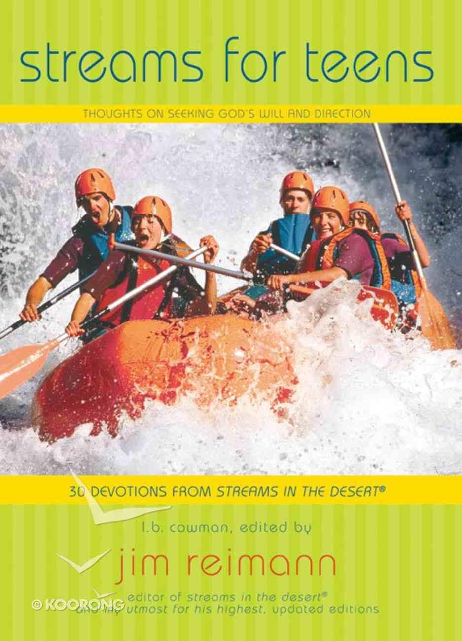 Streams For Teens eBook