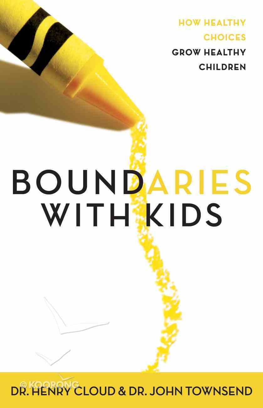 Boundaries With Kids eBook