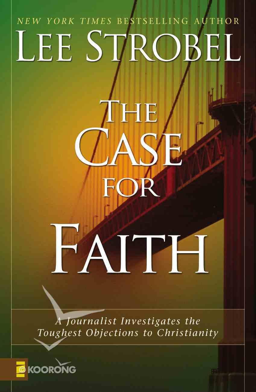 The Case For Faith eBook