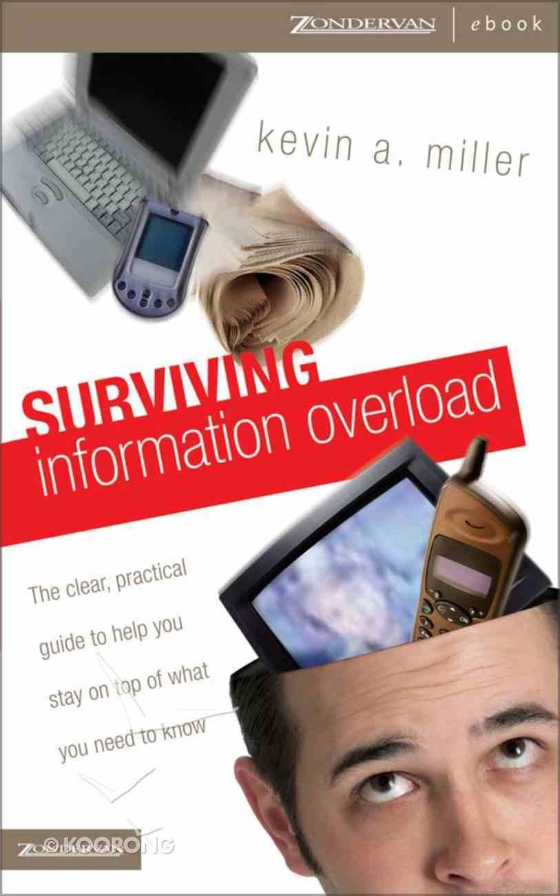 Surviving Information Overload eBook