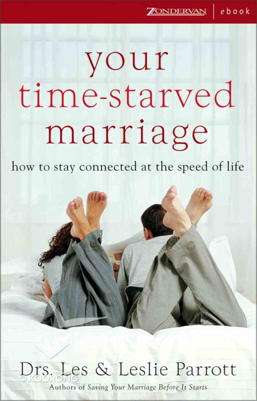 Your Time-Starved Marriage eBook