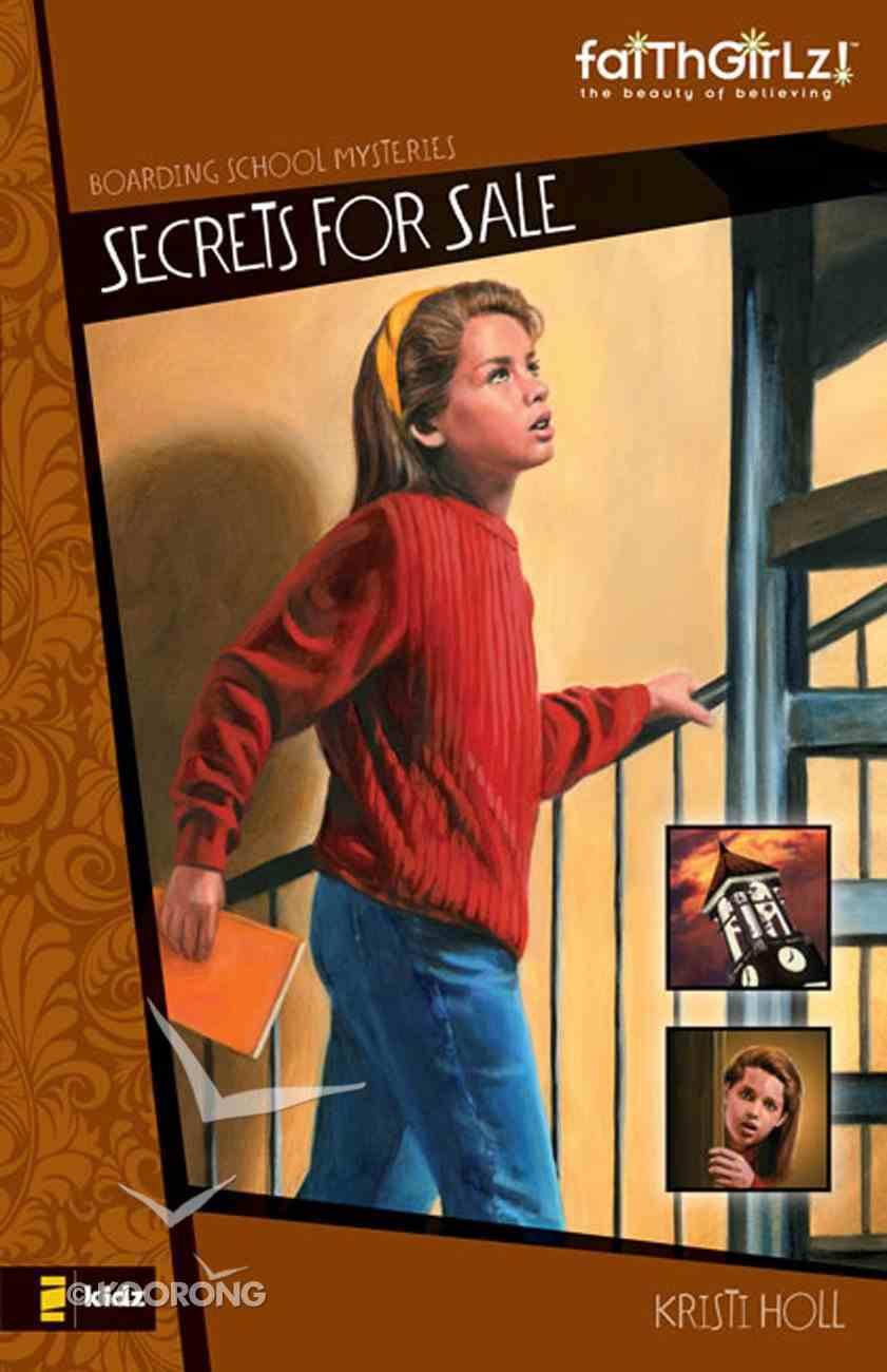 Secrets For Sale (#02 in Boarding School Mysteries Series) eBook