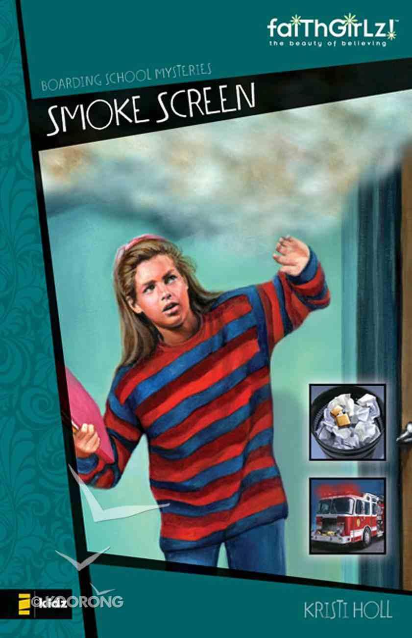 Smoke Screen (#03 in Boarding School Mysteries Series) eBook