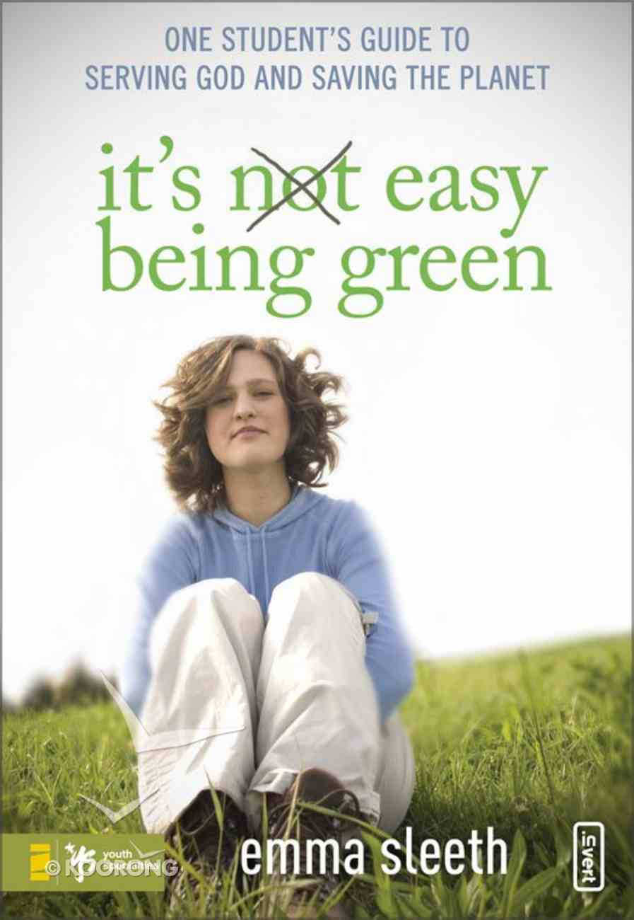 It's Easy Being Green eBook