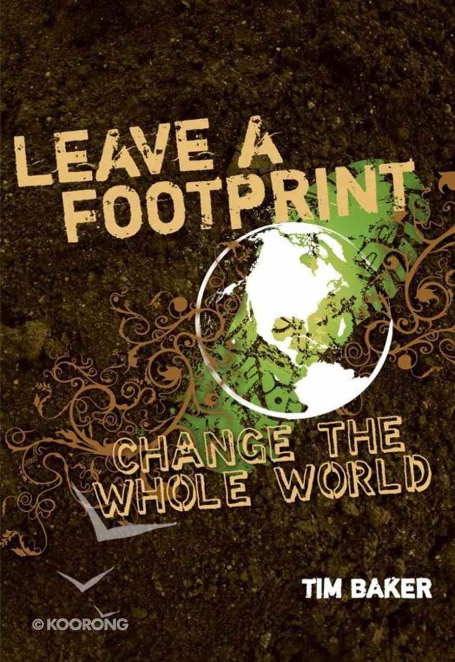 Leave a Footprint (Invert Series) eBook
