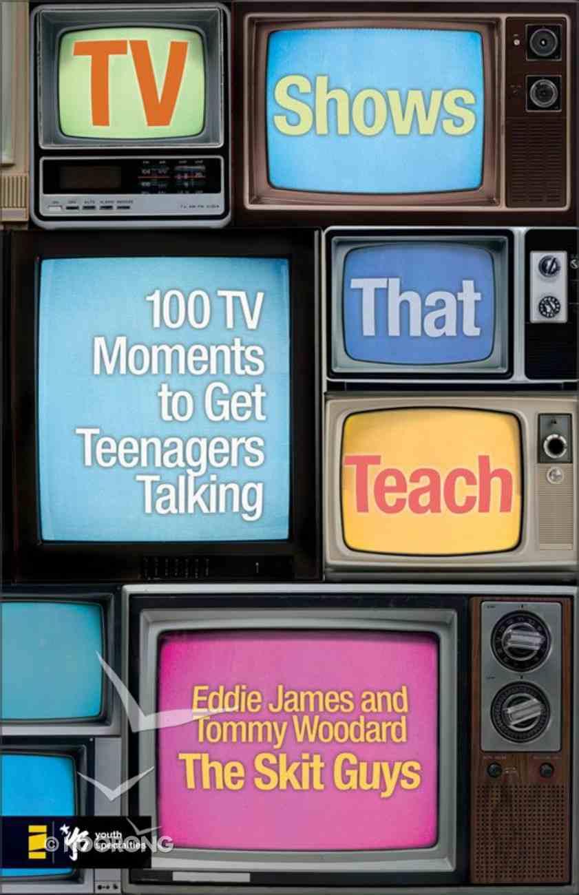 Tv Shows That Teach (Vol 1) eBook